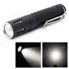 Convoy S4 925lm 2-Group 3/5-Mode White LED Flashlight w / Cree XM-L T5-5B - Black (1 x 18650). Mode Group A: Low (5%) > Mid (40%) > High (100%); Mode Group B: Low (5%) > Mid (40%) > High (100%) > Strobe > SOS; To switch mode group: Switch to low mode and wait for 5-10 seconds. As soon as you notice the flashlight automatic blinking, turn off and then turn on, the mode group is then toggled. Tags: #Lights #Lighting #Flashlights #LED #Flashlights #18650 #Flashlights