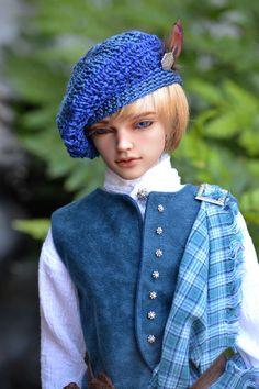 Handsome Highland laddie | por sisen55