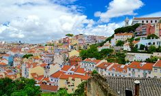 Vind en storbyferie i Lissabon