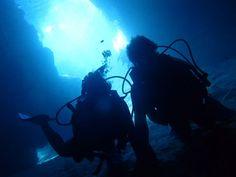 青の洞窟体験ダイビング! - http://www.natural-blue.net/blog/info_4022.html
