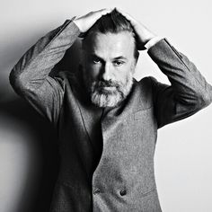 Christoph --- love him so far really have enjoyed his films.