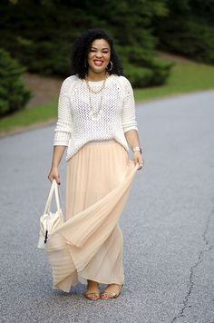 20 Style Tips On How To Wear A Maxi Skirt For Any Season | Gurl.com