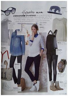 "[PRESS] Parution in ""Neuf Mois"" magazine"