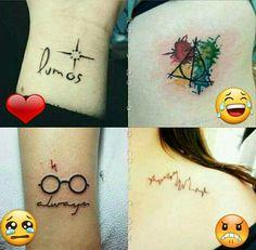Buongiorno ⚡ Buon 8 marzo #Fangirls ⚡   Qual è il vostro tatuaggio preferito? ⚡  ❤ TATOO 1  TATOO 2  TATOO 3  TATOO 4  TUTTE 4   NESSUNO   ⚡Hermione⚡