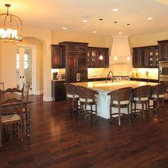 Bayshore Estates Custom Home - mediterranean - kitchen - tampa - Devonshire Custom Homes