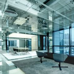 Glass Office in Shanghai-1