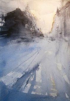 Joan Coch Rey #watercolor jd