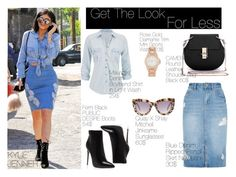 """""""Get The Look For Less(Kylie Jenner) #15"""" by eirini-kastrou on Polyvore"""