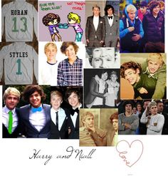 """""""harry and niall 3"""" by babygirl982012 ❤ liked on Polyvore"""