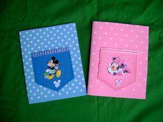 Cuadernos forrados en goma eva - Imagui