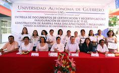 Entrega Javier Saldaña 14 certificados de calidad en enfermería 1 - http://bloque.info/1XSEr0J #Educación
