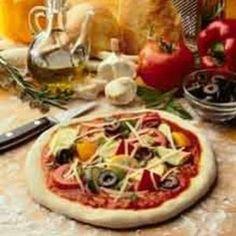 Master Pizza Dough Recipe | MyRecipes.com