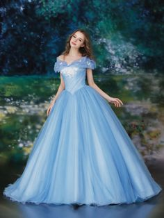 I love beautiful women in beautiful dresses Vintage Inspired Wedding Dresses, Disney Wedding Dresses, Disney Princess Dresses, Custom Wedding Dress, Colored Wedding Dresses, Dream Wedding Dresses, Wedding Gowns, Cinderella Wedding, Cute Dresses