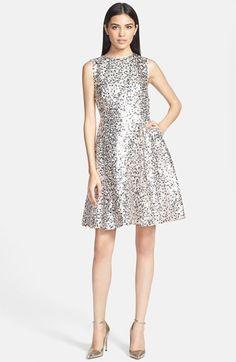 kate spade new york - 'emma' embellished dress