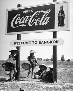 Coca Cola, 1950