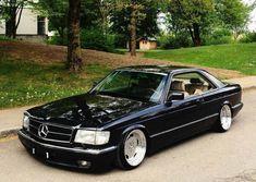 Mercedes sec c126