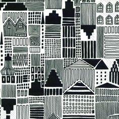 ONNEA-ETSIMA-SSA-Marimekko-cityscape-paper-lunch-napkins-new-20-in-pack-33cm