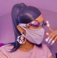 Image uploaded by 🍋𝓐𝓶𝓫𝓲𝓽𝓲𝓸𝓾𝓼 𝓐𝓵𝓵𝓾𝓻𝓮🍋. Find images and videos about fashion, style and hair on We Heart It - the app to get lost in what you love. Boujee Aesthetic, Badass Aesthetic, Black Girl Aesthetic, Purple Aesthetic, Aesthetic Collage, Aesthetic Photo, Aesthetic Pictures, Baddie Instagram, Mode Old School