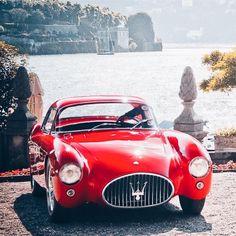 M A S E R A T I . #vintage #Maserati #luxury