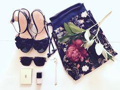 Bloom pants by Tatyana Kurbatoff - they remind us of William Morris and his beautiful wall designs He's Beautiful, Beautiful Things, William Morris, Miu Miu Ballet Flats, Wall Design, Bloom, Creative, Pants, Inspiration