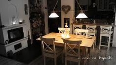 U nás na kopečku: od nás Conference Room, Dining Table, House Styles, Furniture, Home Decor, Fashion, Moda, Decoration Home, Room Decor