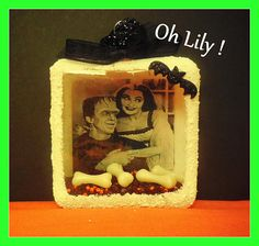 Oh Lily   Tribute to The Munsters Lily & Herman Munster
