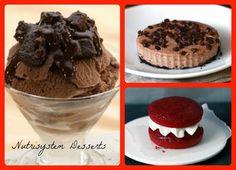 Nutrisystem Week 8: Brownie Sundae, Chocolate Cheesecake, Whoopie Pies, Oh My! #NSNation #spon