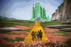 I got: Oz! Maximum Pop!: Which dark fantasy world do you belong in?