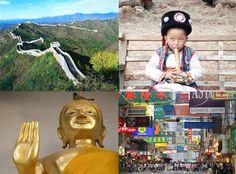 Egzotyczne wyprawy - CHINY z biurem podróży Why Not HOLIDAYS! Oferta LAST MINUTE!!!