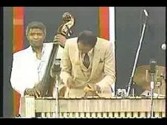 Live at the Mt. Fuji Jazz Festival in 1986, Milt Jackson (vibes), Ceder Walton (piano), Buster Williams (bass), and Billy Higgins (drums).