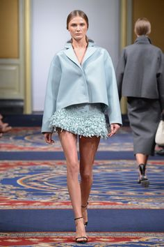 Ruban Russia Fall 2015 Fashion Show: Complete Collection - Style.com