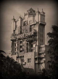 """In the original episode, """"It's a Good Life,"""" Rod Serling says """"…is a map of the United States."""" In the Tower of Terror opening lines, he says """"…is a maintenance service elevator, still in operation, waiting for you…"""" Mark Silverman provided the entire voice impersonation of Serling for this particular dialogue sequence for both the Walt Disney World and California Adventure versions of the ride."""