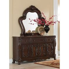 Coaster Furniture Abigail 7 Drawer Dresser - COA3639-2