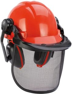Einhell Forestry Safety Helmet Hat Face Protection Ear Mufflers Gardening Gear for sale online Wow Deals, Garden Power Tools, Safety Helmet, Garage Tools, Lawn Mower, Bicycle Helmet, Football Helmets, Overalls, Hats