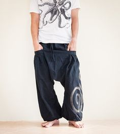 I love Thai Fisherman Pants - don't know why. Because they look so comfortable, I guess.
