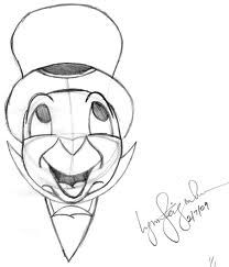 disney drawing - might try to recreate