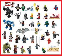 Genuine lego 2015 marvel & dc #super #heroes mini #figures age of ultron avengers,  View more on the LINK: 	http://www.zeppy.io/product/gb/2/391214269977/