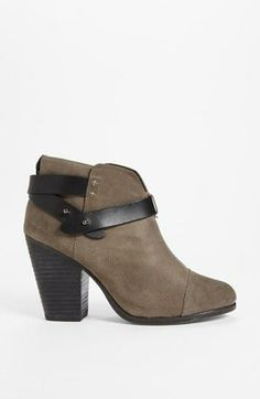 Love these booties with jeans!