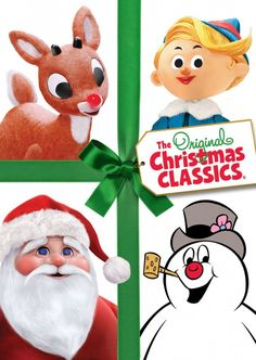 Enjoy the 7 Holiday Classics with your children this year!