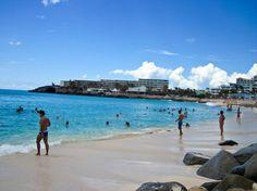 Photo of Maho Beach