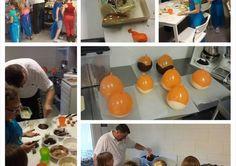 De Chocolade Fuif is een workshop speciaal voor kinderen vanaf ongeveer 7 jaar.