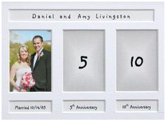 Foto por cada aniversario vivido - Sorpresas para tu pareja