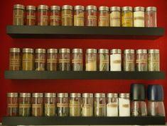 Tutorial kruidenrekje en labelling