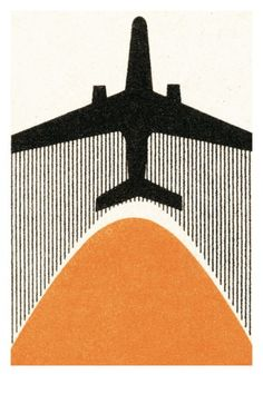 Airplane Art by Pop Ink - CSA Images at AllPosters.com