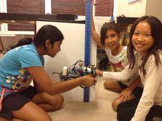 Girls and Robotics | Edutopia