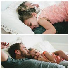 Cosas que un papa debe hacer con su hija ♥