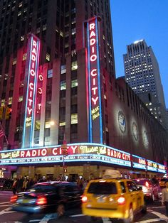 Radio City  -  Manhattan |       I went there last year- it was beautiful! Thanks whoever gave us a tour