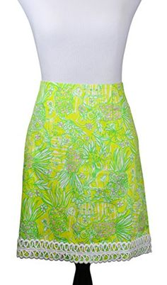 Lilly Pulitzer Lavender Lace Trim Skirt Sweet Tart Yellow Crazy Cat House Lilly Pulitzer http://smile.amazon.com/dp/B00L9ID6IA/ref=cm_sw_r_pi_dp_fPXrub0XY172E