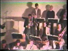 This a video of Uncle Devin when he was a freshman performing with the University of Maryland Baltimore County Jazz Ensemble.  This was a jazz workshop in honor of the great Dizzy Gillespie, who performed a solo while Uncle Devin was on drums.  This was in the Fall of 1985.