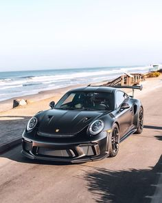 You are in the right place about Exotic Cars range rovers Here we offer you the most beautiful pictu Black Porsche, Porsche Gt3, Porsche Cars, Ferrari Car, Maserati, Lamborghini, Audi Rs6, Super Sport Cars, Super Cars